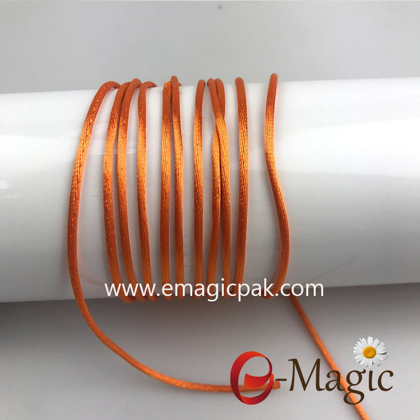 Orange cord 2MM