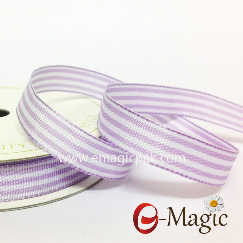 Celebrate It Ribbon Wholesale Grosgrain Ribbon Striped ribbon