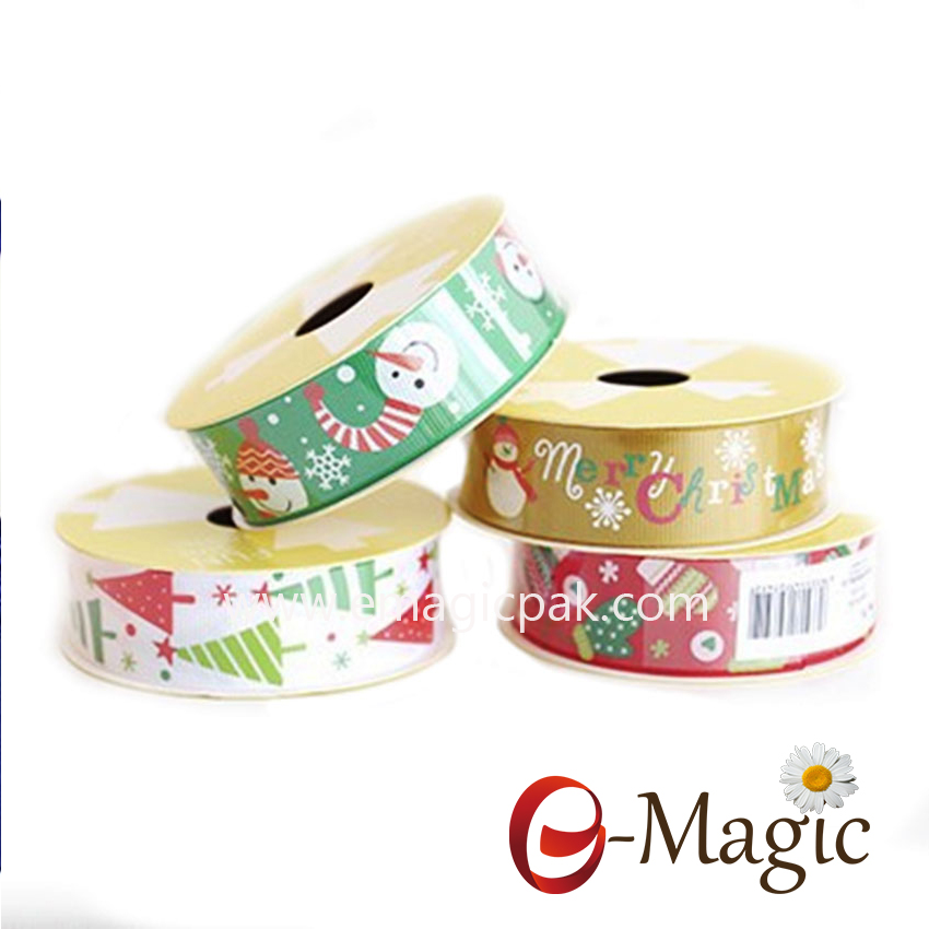 Retail Package-019 wholesale cheaper Christmas Ribbon