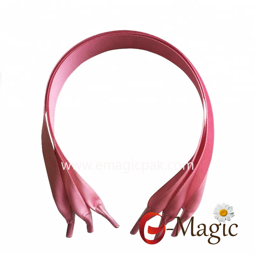 CT-04 wholesale Ribbon handle with plastic barb