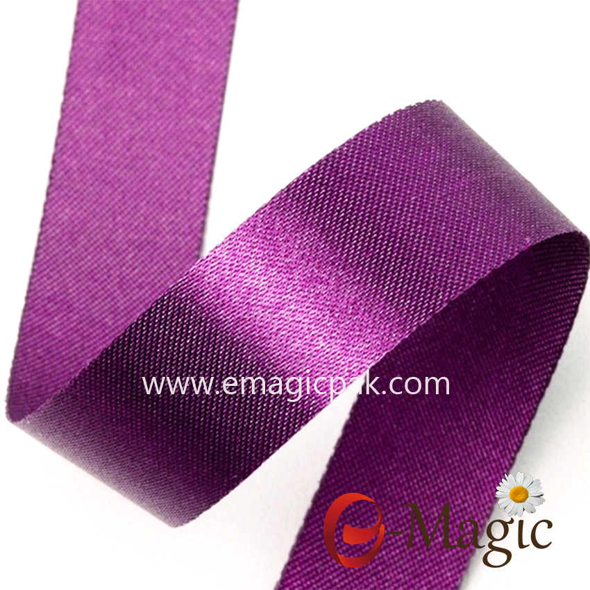 SSR1-016 100% polyester cutting edge  ribbon