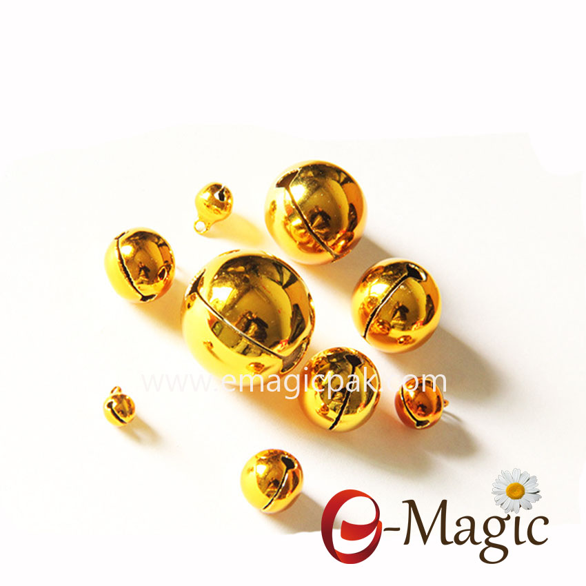 Accessory-01 Fashion metal bell for Holiday decoration