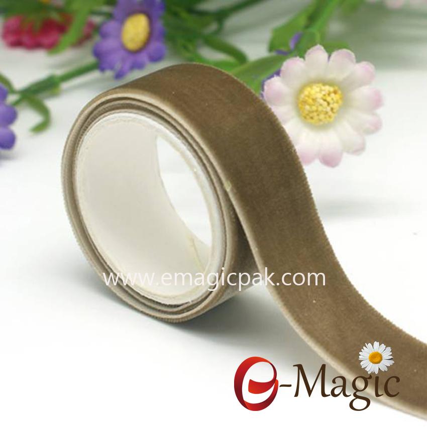VR10000-025 wholesale nylon velvet ribbon