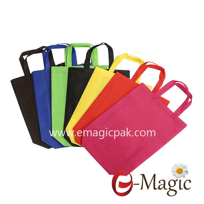 NWSB-001 Hot selling non woven promotional shopping non woven bag
