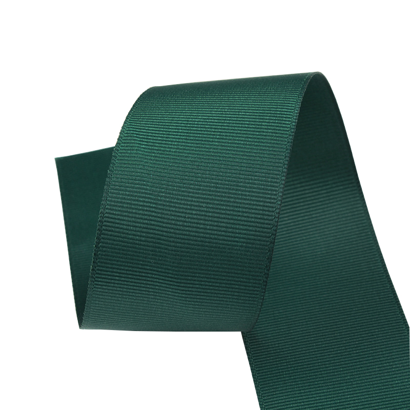 GR1-038  Wholesale High Quality More Color Polyester Grosgrain Tape Ribbon