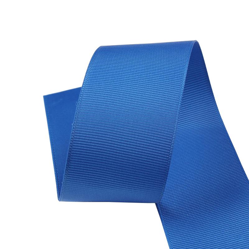 GR1-075   3 inch polyester grosgrain ribbon for sale