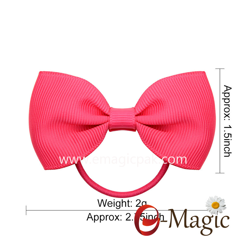 HB039  wholesale elastic hair tie